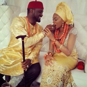 Lady Claims Jude Okoye is Cheating on Pregnant Wife Ifeoma Okoye on IG